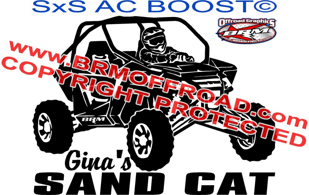 Brm Offroad Graphics Sxs Utv Decals And Stickers For