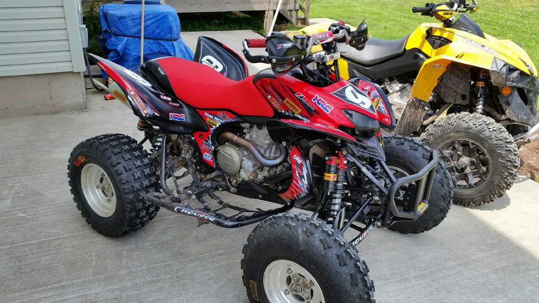 Brm Offroad Honda Atv Examples Brm Offroad Graphics