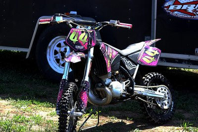 BRM Offroad - KTM Dirtbike Examples - BRM OFFROAD GRAPHICS