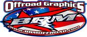 BRM OFFROAD GRAPHICS