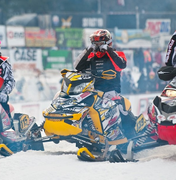 Brm Offroad Ski Doo Tundra Snowmobile Graphics Sled Wraps